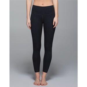 lululemon athletica Pants - Lululemon NWT High Times Pant Desert Snake Black